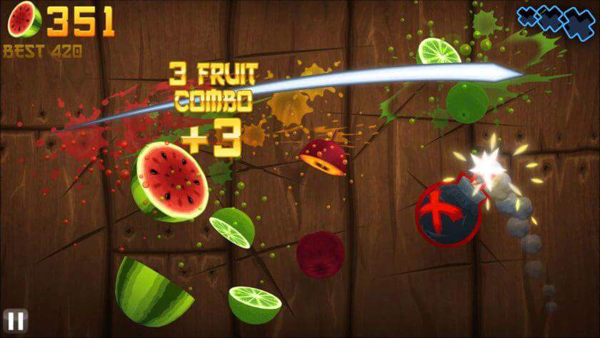 fruit ninja apk for android