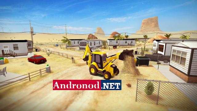 Construction Simulator 2 v1.01 Apk Data Full MOD (Unlimited Money)