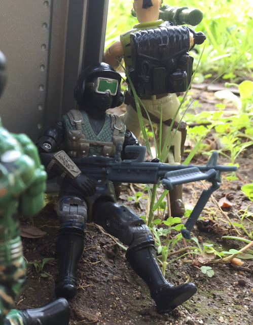 2005, Snake Eyes, Heavy Assault Squad, TRU Exclusive, 1988, Shockwave, 1992 Gung Ho