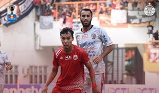 Persija ke Semifinal Piala Indonesia Usai Kalahkan Bali United 1-0