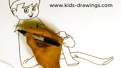 How to Draw Elf