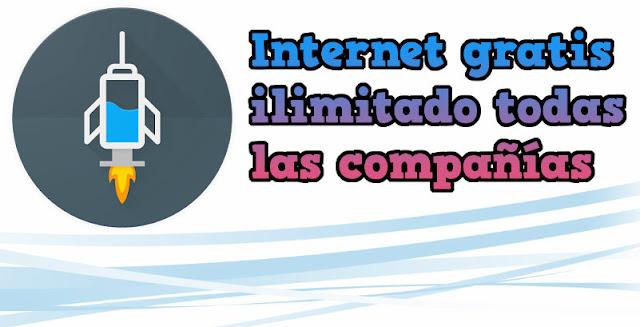 HTTP Injector 2017 internet gratis ilimitado todas las compañías - Bien rápido!