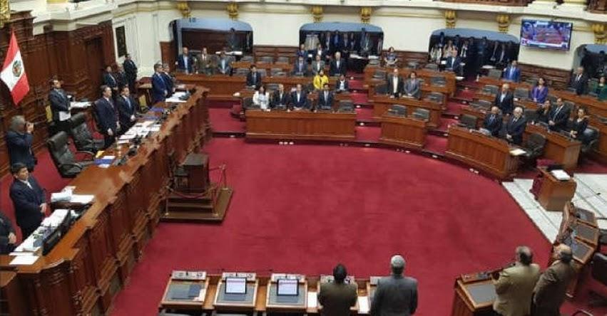 Congreso de la República aprueba ley para regular el uso de plásticos