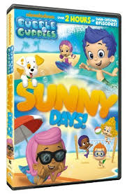 DVD Review - Bubble Guppies: Sunny Days!