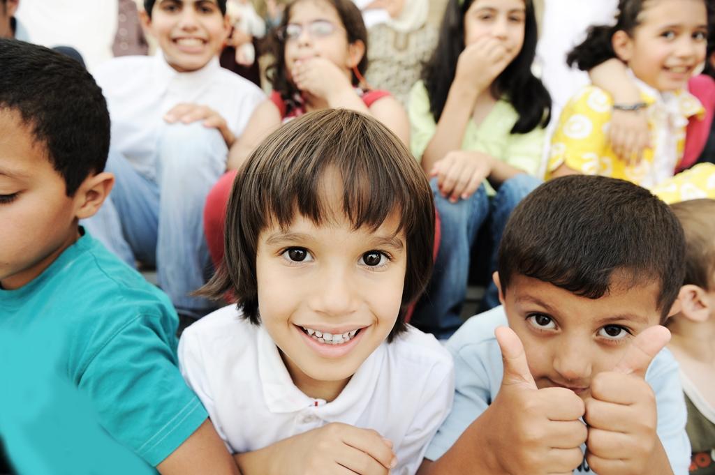 NAMC studying Montessori Today chapter 1 origin and theory laughing children