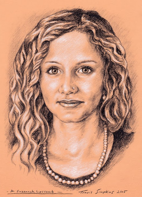 Dr. Suzannah Lipscomb. Historian and Author. by Travis Simpkins