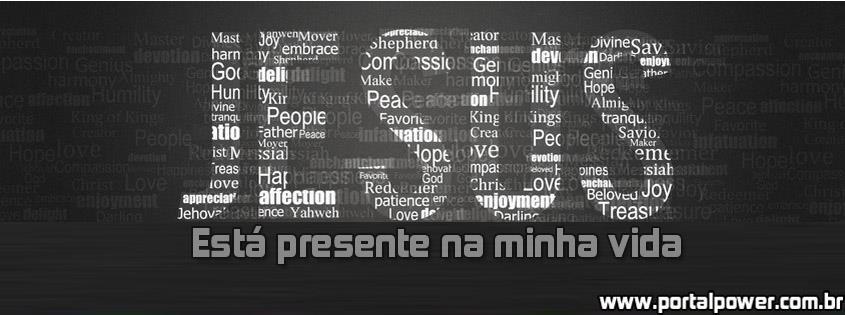 Fotos para capa do facebook com frases evangelicas 28