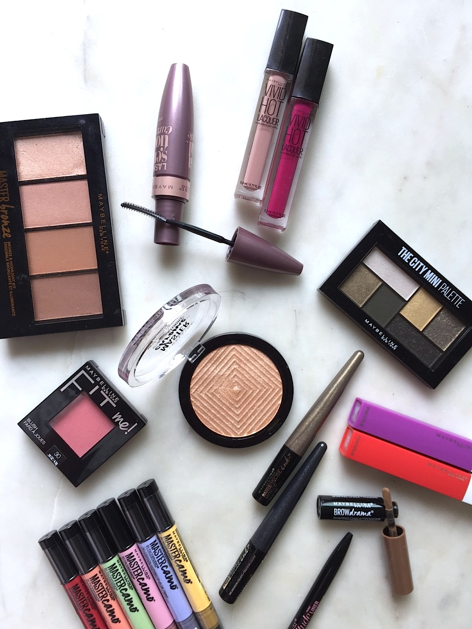 Maybelline Fall 2017 release: A quick review