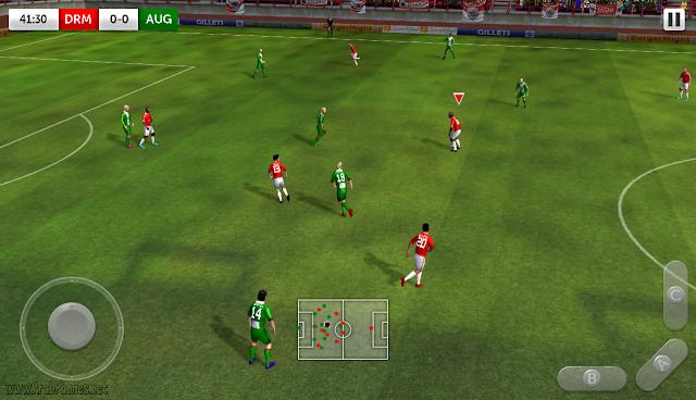 لعبة حلم الدوري كرة القدم Dream League Soccer