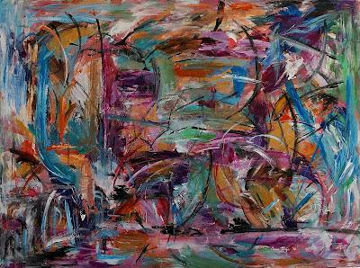 Oana-Singa-Art-That-Memory-acrylic-on-canvas-36X48in-91X122cm-2017