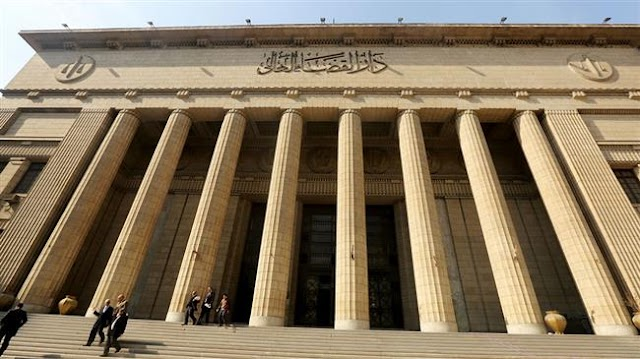 Egypt sentences 21 to death over terrorism charges