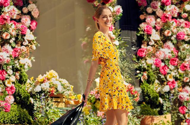 Tendencias primavera verano 2019. Moda vestidos primavera verano 2019.