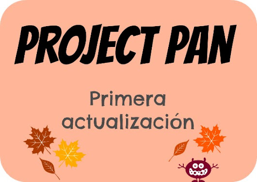 Project Pan - Actualización 1