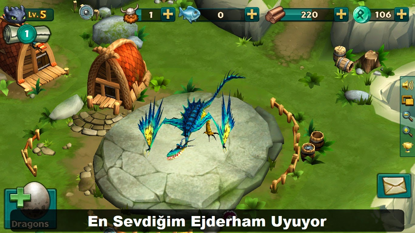 DreamWorks Dragons Rise of Berk