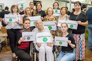 Morreu neste domingo (7/4) uma das últimas sobreviventes da Shoah que vivia no Brasil