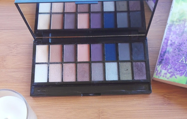 Sombras Makeup Revolution - Iconic Pro