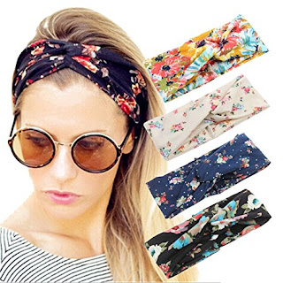 4 Pack Women Headband