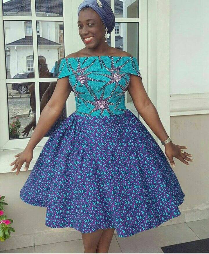 Dress Designs: 23+ African Traditional Ankara Fashion Styles 2019 Designs