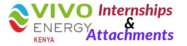 Internships at vivo energy Kenya