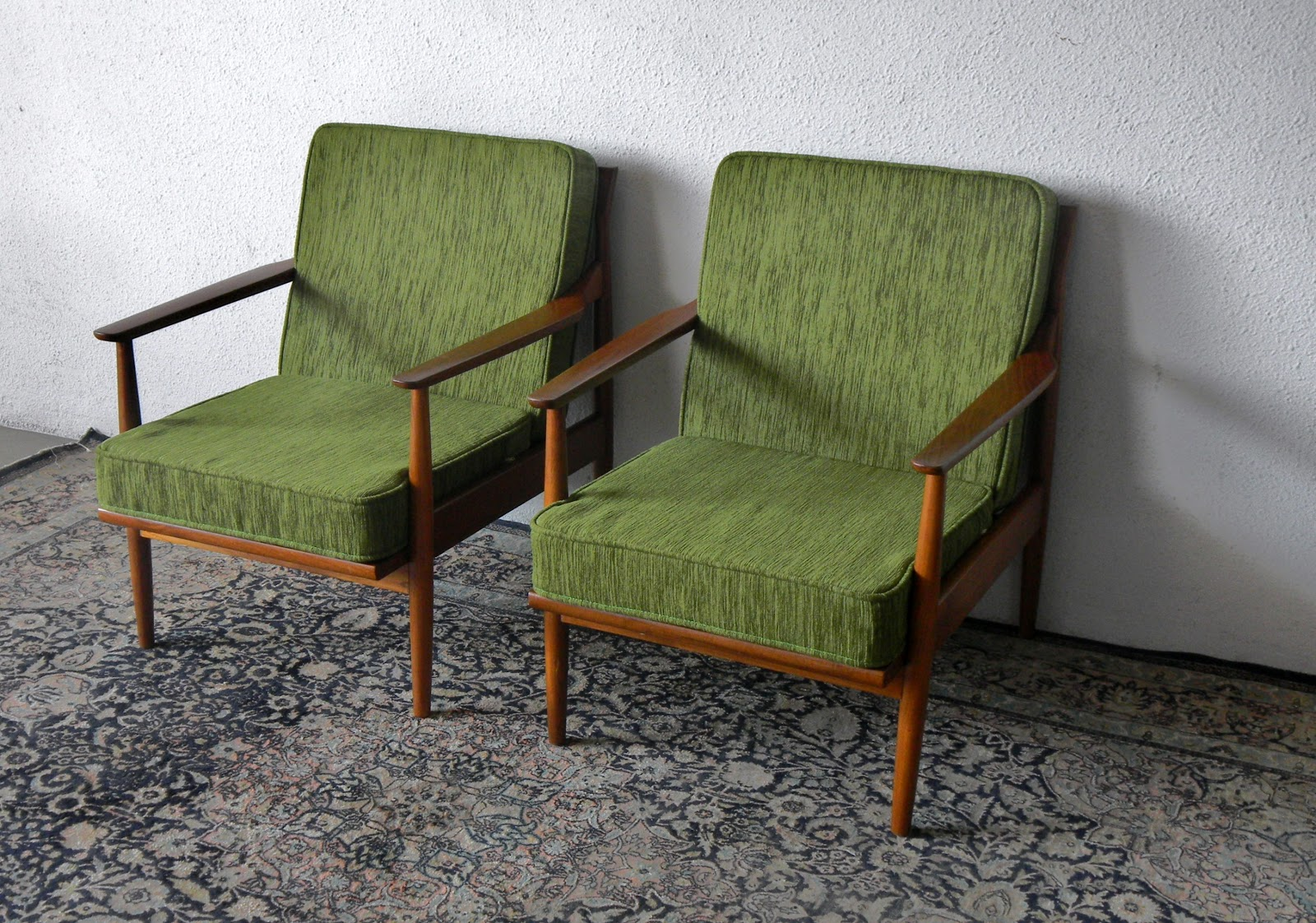 Second Charm Midcentury Modern Sofas And Armchairs
