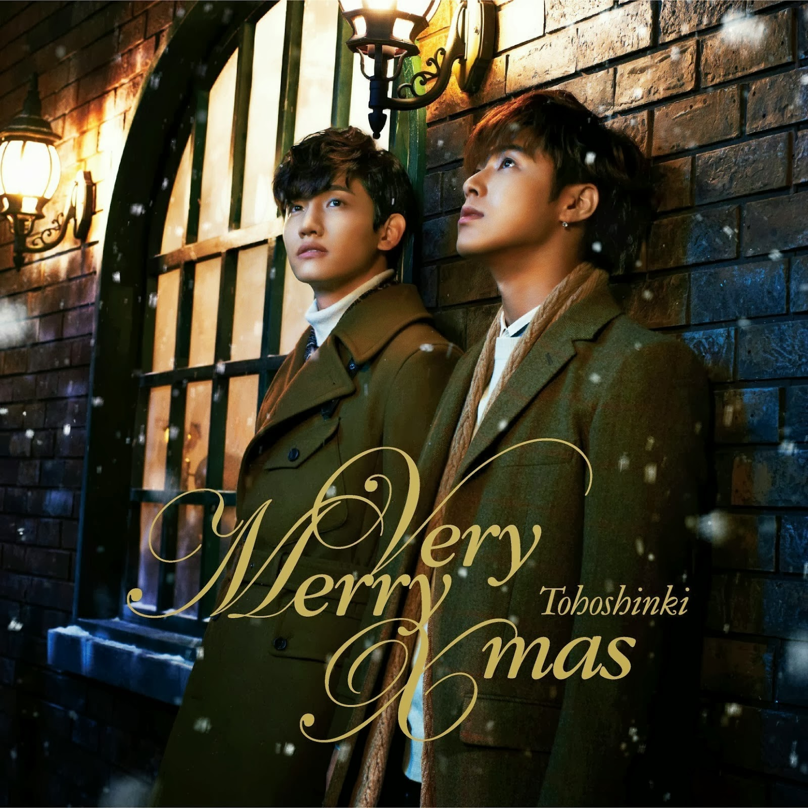 TVXQ – Very Merry Xmas – EP (FLAC)