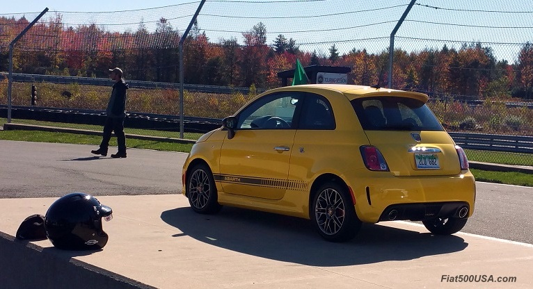 Fiat 500 Abarth Track Instruction Video Fiat 500 Usa