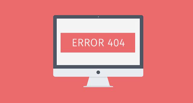 Cara Menambahkan Custom Error 404 pada Blogger