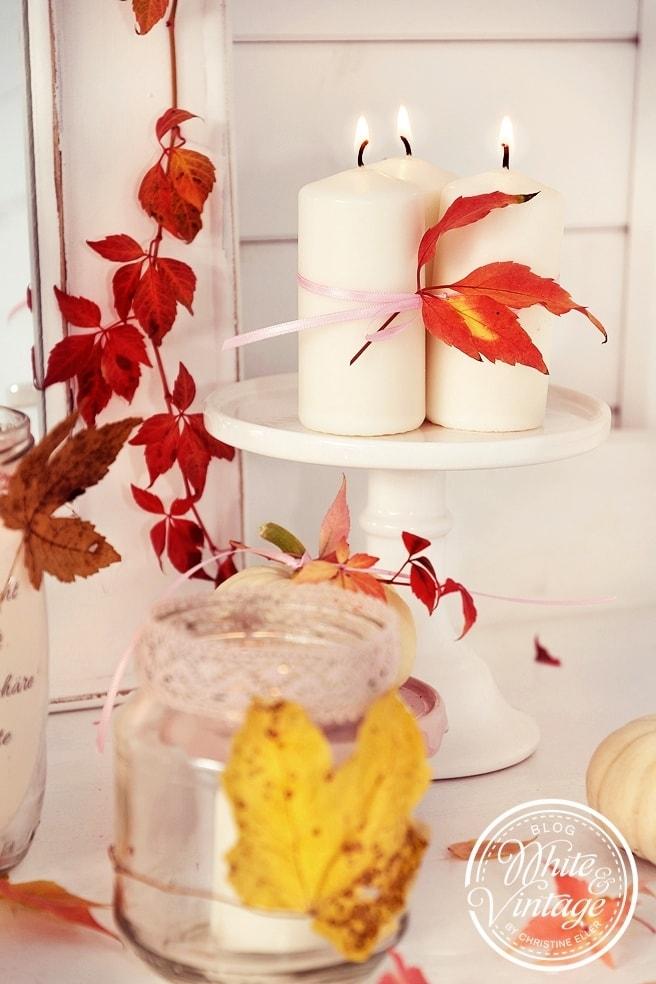 Ideen für eine stimmungsvolle Herbstdeko