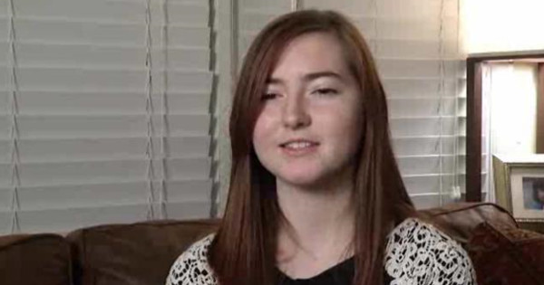 14-YEAR OLD GIRL EXPELLED FROM HIGH SCHOOL FOR SAYING THAT ADAM AND EVE NEVER EXISTED 2