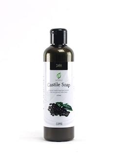 Cacao Dark Soap Philippines 250mL