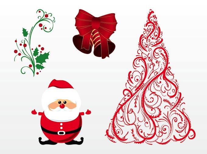 Merry Christmas Vectors