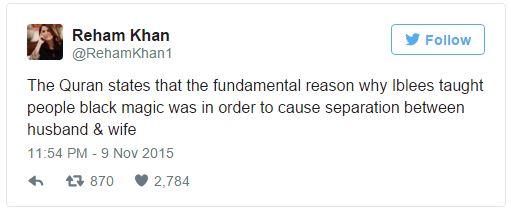 How Imran Khan Divorced his Wife Reham Khan BBC anchor