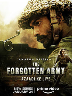 The Forgotten Army Azaadi ke liye S01 Complete Download 720p WEBRip
