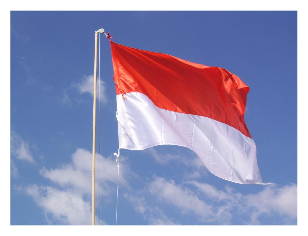 Gambar Animasi Bendera Merah Putih Berkibar Gambar Keren Hits