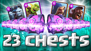Chest Clash Royale