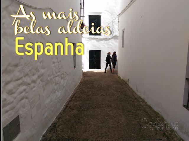 Roteiro das mais belas aldeias de Espanha