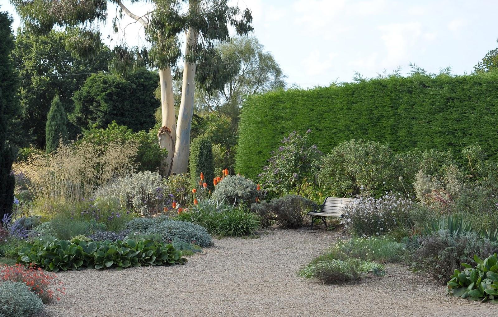 Garten gr ne blog for Moderner kiesgarten