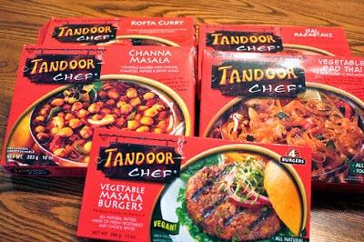 Tandoor Chef Frozen Entrees