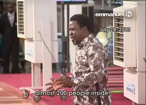 T.B. Joshua Prophesied MH370 Malaysia Airlines incident?