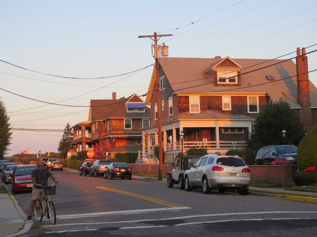 Jersey Shore Towns - Bayhead