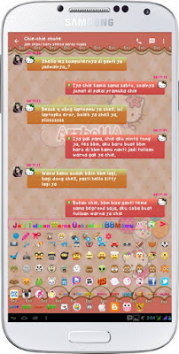Free Download BBM Mod Hello Kitty V2.11.0.18 Apk Terbaru