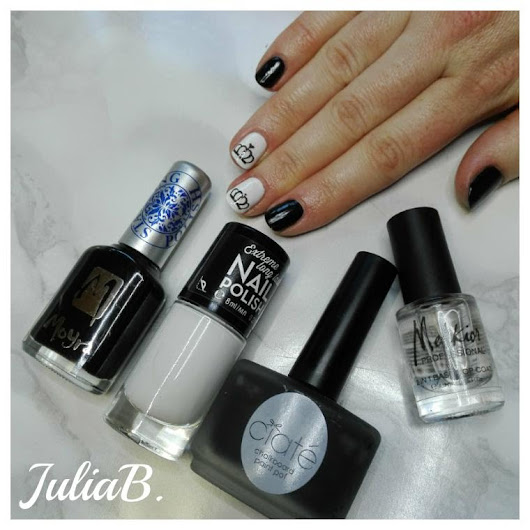 Creative nails colab - #13 Chess