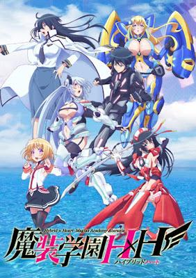 [Review Anime] Masou Gakuen HxH