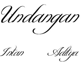 Download 40+ Font Latin Keren Untuk Desain Undangan Pernikahan, Heaven Gate