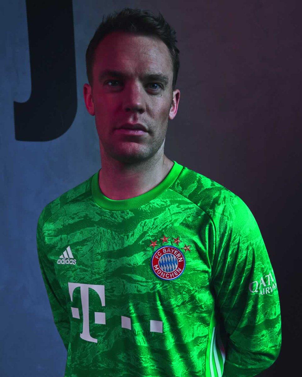2ce970b4b Bayern München 19-20 Goalkeeper Kit Released - Footy Headlines