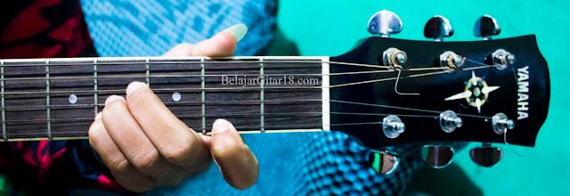 Kunci Gitar dasar Beserta Gambarnya