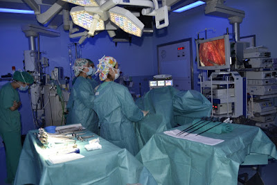 El Provincial de Castellón aplica una nueva técnica que mejora el tratamiento quirúrgico del cáncer de colon