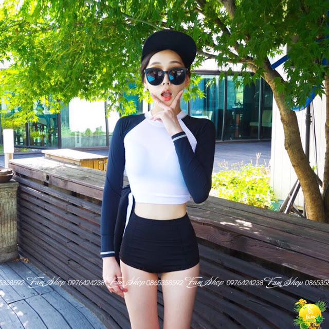 Cua hang ban bikini o Dan Phuong