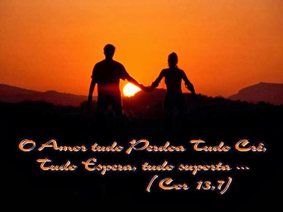 Deus Vive...: Quando Um Casal Se Ama... O Amor Tudo Crê