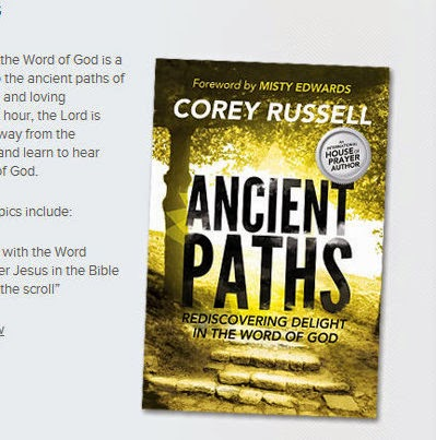 Ancient Paths by Corey Russell